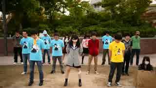 【豊橋ぽぷかる4オフ】 夏恋花火 みんなで踊ってみた