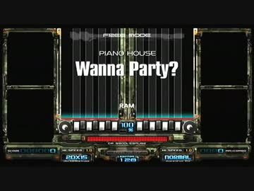 iidx wanna party n h a dp by うぐいす ゲーム 動画 ニコニコ動画