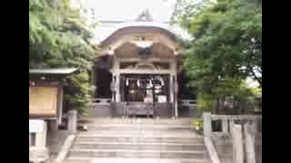 2014年05月12日 ちょっと怪しいタテモノと江東区 - 記文稲荷神社と猿江神社