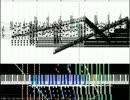 【黒楽譜】ナイトオブナイツの楽譜を真っ黒にしてみた。