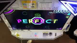 【BeatStream】ウサテイ BEAST PERFECT 手元