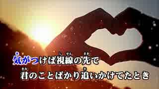 【ニコカラ】君を好きになった瞬間≪on vocal≫