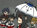 【ニコニコ動画】【手書き艦これ】時の雨を解析してみた