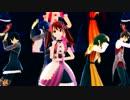 【SideMMD】Cafe Parade - fake doll【モデル配布】