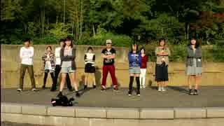 【突発的に】ようかい体操第一【大阪踊ってみたオフ番外編】 thumbnail