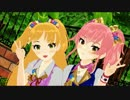 【ニコニコ動画】城ヶ崎姉妹がライブの合間に息抜き撮影会を解析してみた