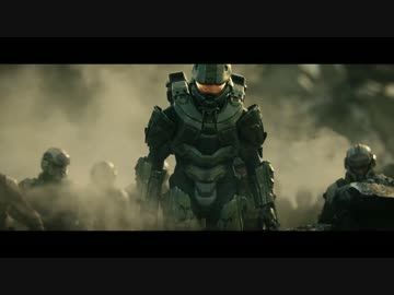 halo the master chief collection ローンチトレーラー by らーく