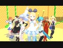 【MMD】初音ミクでHONEY ぴくちぃ式ミク版