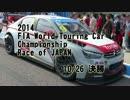 【イベント】2014 WTCC Race of JAPAN 決勝【行ってきた】