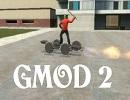 【GMOD】Garrys Modでスケボーがしたい 2 thumbnail