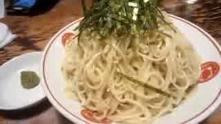 【大盛り】唐そばつけ麺特盛4玉にチャレンジ FUJIFILM SQUARE