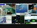【ニコニコ動画】緊急地震速報 2014.11.22 長野県北部 (最大震度6弱)を解析してみた
