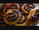 【ニコニコ動画】コーヒーあんこパイ&回転焼き作ってみた【缶詰料理祭】を解析してみた