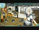 【実況】ゲーム下手が全力で艦隊これくしょんを遊んでみる! part101