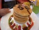【ニコニコ動画】おもちゃメイドCafeチャチャチャのタワーパンケーキ8段を食べて来た☆を解析してみた