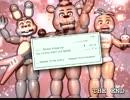 【実況】またも深夜警備員のバイトが怖すぎるFive Nights at Freddy's2:04 thumbnail