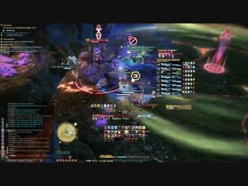 【FF14】 大迷宮バハムート侵攻編零式1層 白魔道士視点 【PS3版】