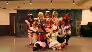 【ラブ☆パカ】Dancing stars on me!  μ'para remixで踊ってみた【ラブライブ!】