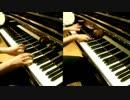 星のカービィの曲を2台ピアノで弾いてみた