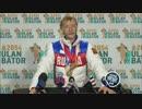 【ニコニコ動画】2054年ウランバートルオリンピック記者会見を解析してみた
