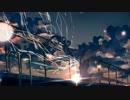 夜明けと蛍 歌った☺りす thumbnail