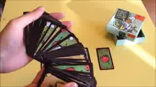 フクハナのひとりボードゲーム紹介 NO.37『ごきぶりサラダ』