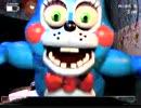 【実況】またも深夜警備員のバイトが怖すぎるFive Nights at Freddy's2:4.5