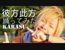 【ニコニコ動画】【KARASU】一生懸命可愛こぶって  彼方此方【オリジナル振付】を解析してみた