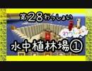 【Minecraft】○◆四角な世界を丸く遊ぶ わっしょい◆○part 28【PS3】