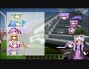 【Minecraft】何が始まるんです? 第二次ゆかりんぴっくだ part1 thumbnail