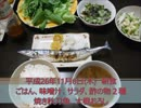 【ニコニコ動画】静葉ちゃんのもぐもぐタイム 2014年11月6日(木)朝食を解析してみた