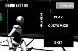 【物理演算の】GRAVITYBOT HD(1)【悪魔と戦う】