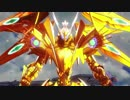 クロスアンジュ 天使と竜の輪舞 - クロスアンジュ11話戦闘シーン