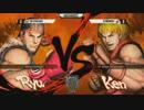 CapcomCup2014 LosersQuarterFinal RyanHart vs ももち ウル4
