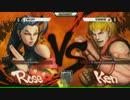 CapcomCup2014 Losers Fainal Louffy vs ももち ウル4