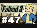 【Fallout3】危険なお散歩【実況】#47