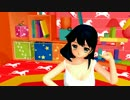 【MMD艦これ】潮ちゃんが、「私の時間」を踊りました。 thumbnail