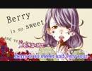 【ニコニコ動画】『ニコカラ』Berry ~on vocal~を解析してみた