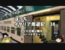【ニコニコ動画】【ゆっくり】イタリア周遊記38 スイス観光2 ミラノ~ドモドッソラ編を解析してみた