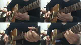 【ラブライブ!】 Snow halation Acoustic Arrange.Ver 【ギター多重録音】