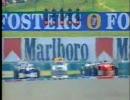 【ニコニコ動画】F1 1997年 ハンガリーGP デイモン・ヒルベストレース 1/4を解析してみた