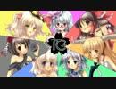 【東方女子流】Sky High Rhapsody【PV】 thumbnail