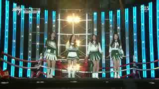 [K-POP] Strong Babies - Lovelyz & Red Velvet (Gayo Daejun 20141221) 2-2 (HD)