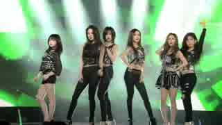 [K-POP] T-ara - Sugar Free (Remix) (Gayo Daejun 20141221) (HD)