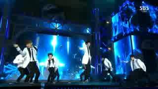 [K-POP] EXO - intro + Overdose (Gayo Daejun 20141221) (HD)