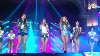 [K-POP] Sistar - Touch My Body (Gayo Daejun 20141221) (HD)