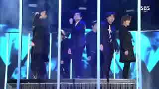 [K-POP] INFINITE - Last Romeo + Back(Remix) (Gayo Daejun 20141221) (HD)