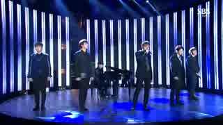[K-POP] BEAST - 12:30 (12시30분) (Acoustic ver) (Gayo Daejun 20141221) (HD)