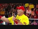 【WWE】 レリゴーを歌うシナ