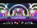 【ニコニコ動画】『虹色ミラクル』 オールスタームービー コール入り  アイドルマスターOFAを解析してみた